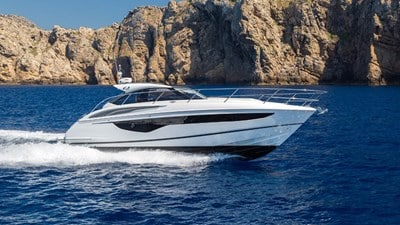 New Princess V40 Express Yacht