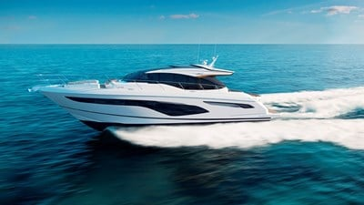New Princess V60 Yacht