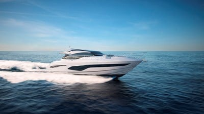 New Princess V65 Yacht