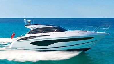 New Princess V50 Yacht