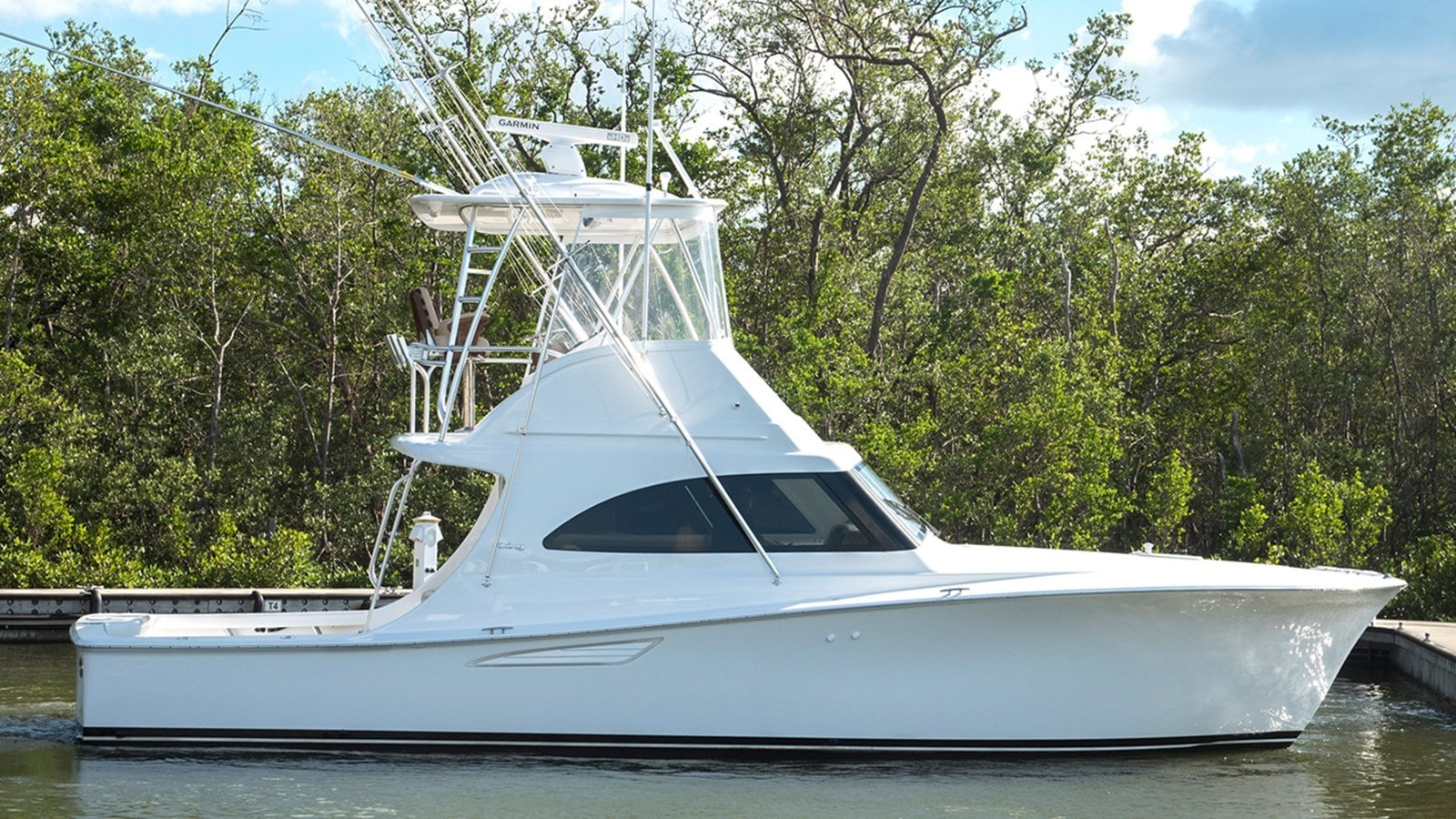 viking 37 billfish yacht for sale