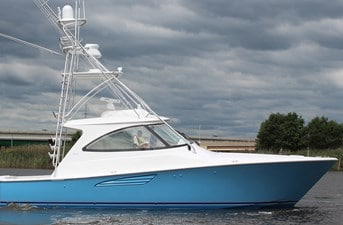 New Viking 48 Sport Tower Yacht