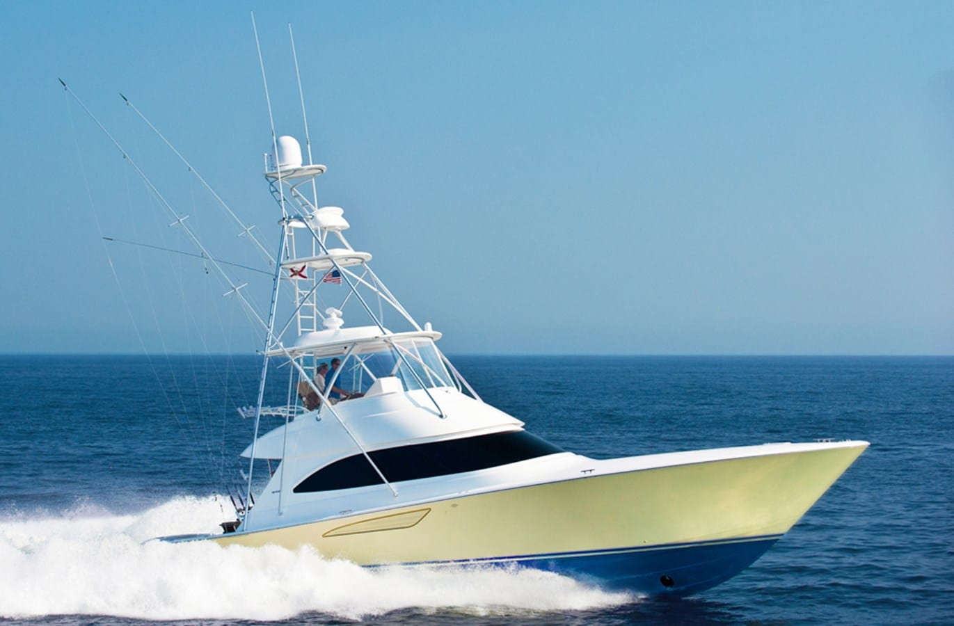New Viking 52 Convertible  Yacht