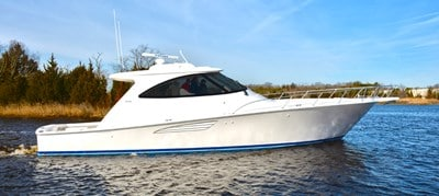 New Viking 52 Sport Coupe Yacht