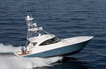 New Viking 52 Sport Tower Yacht