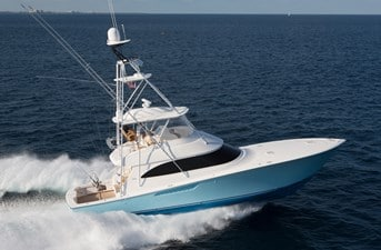 New Viking 55 Convertible Yacht