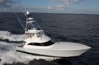 New Viking 62 Convertible Yacht
