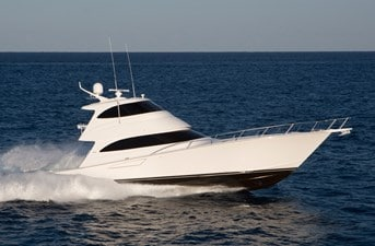 New Viking 62 Enclosed Bridge Yacht