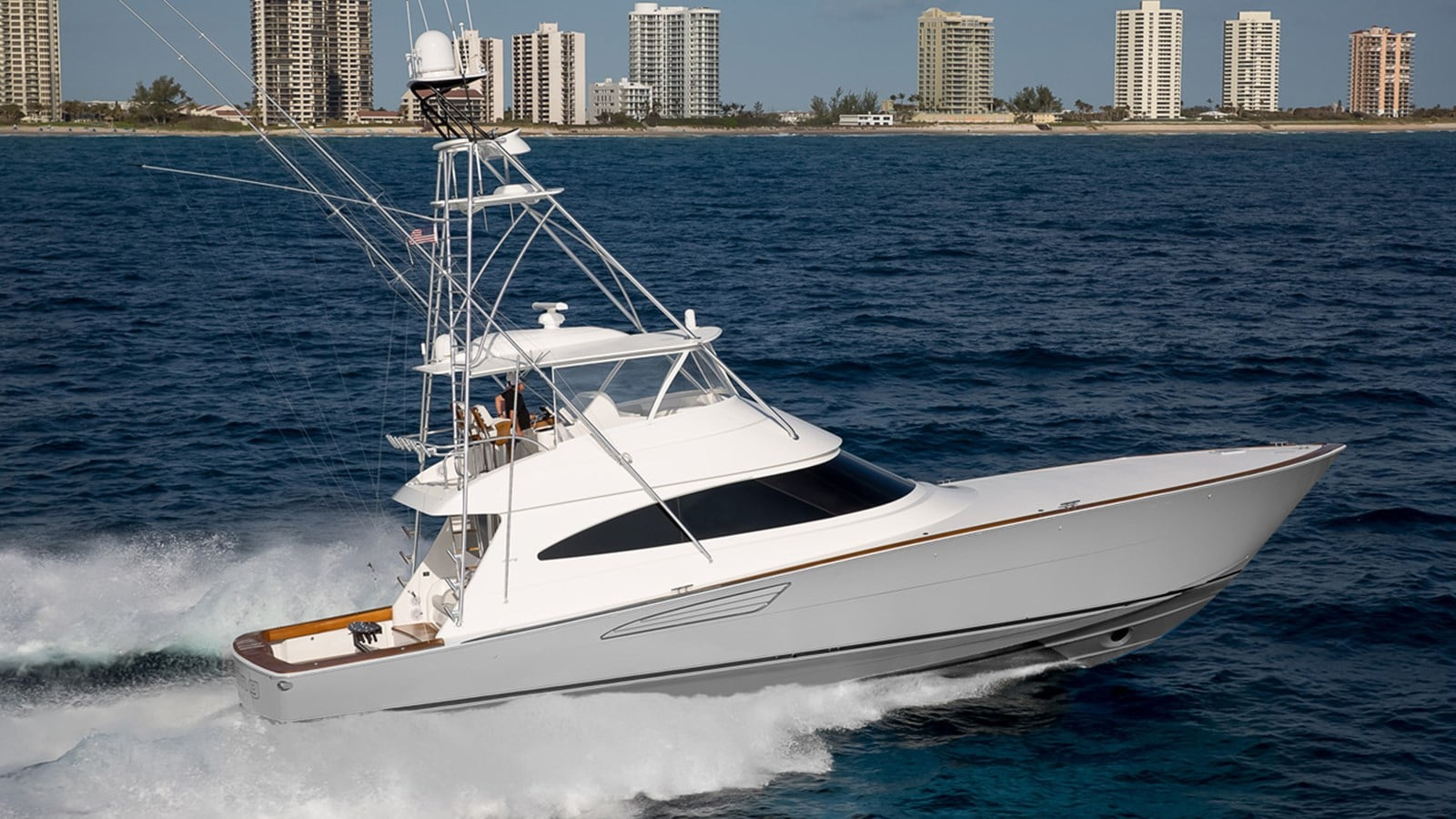 New Viking Yachts 68 Convertible  Yacht