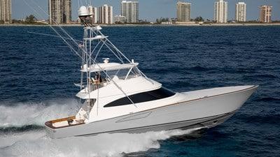 New Viking 68 Convertible Yacht