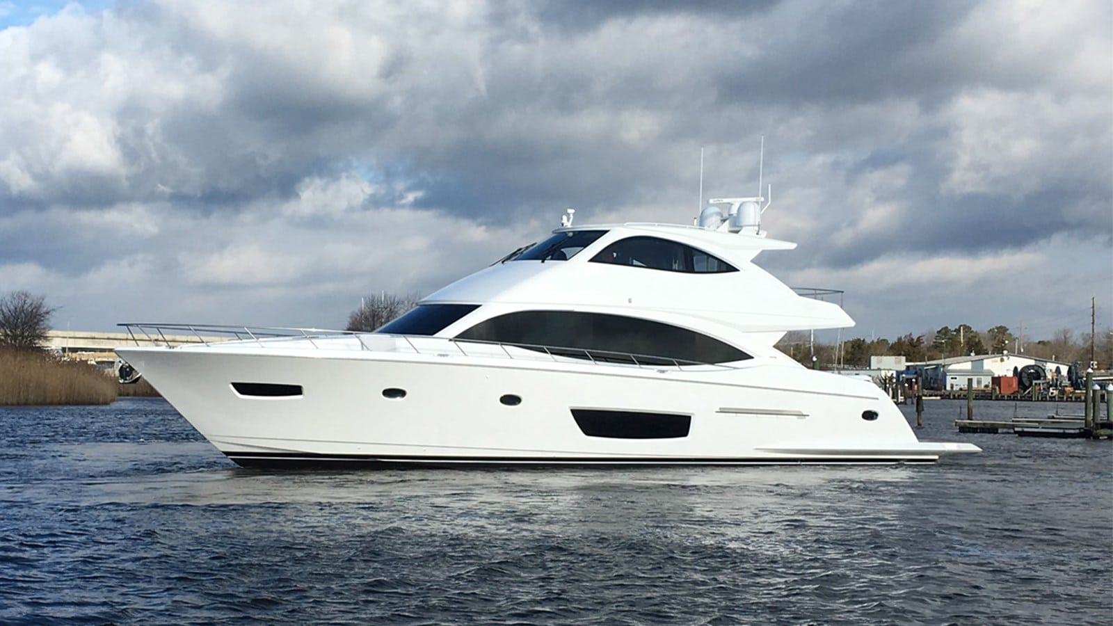New Viking 75 Motor Yacht  Yacht