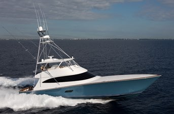 New Viking 80 Convertible Yacht