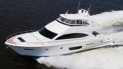 New Viking 82 Cockpit Motor Yacht