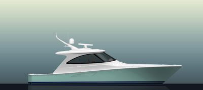 New Viking 48 Sport Coupe Yacht