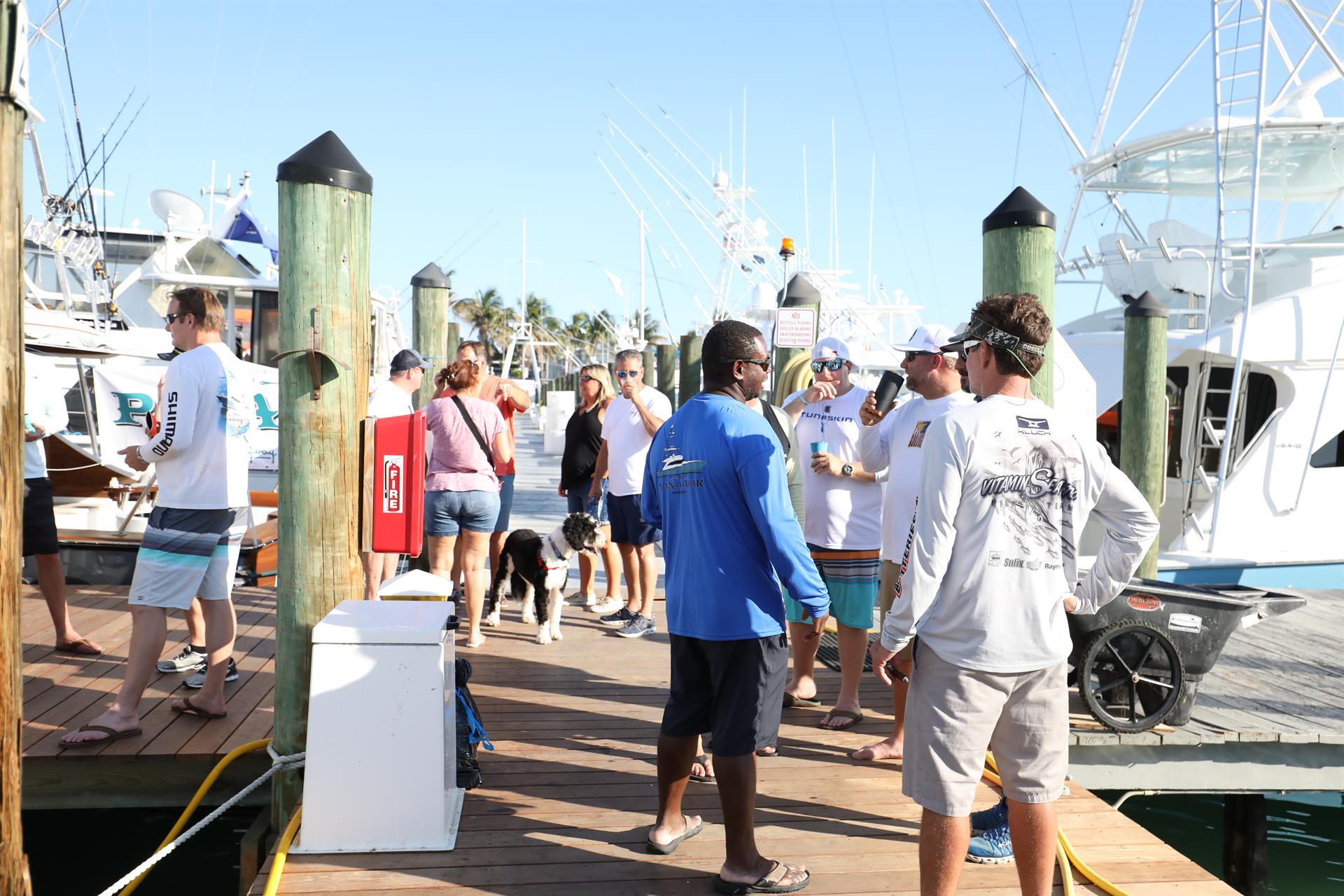 Viking Challenge Key West Challenge Board Walk