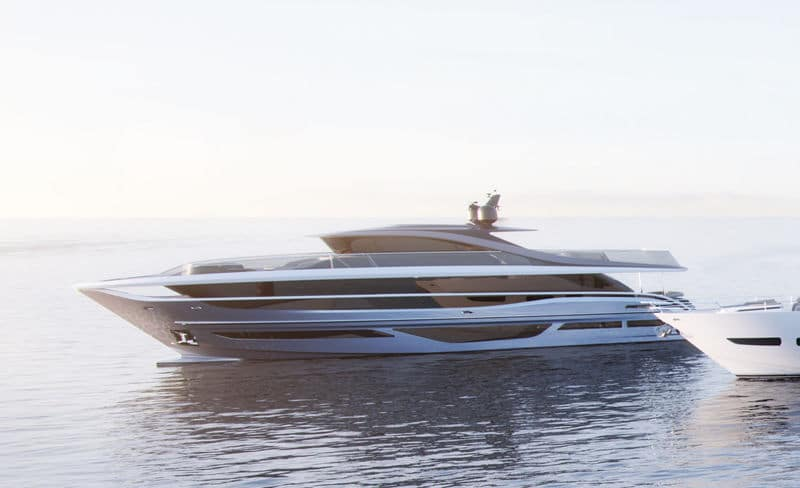 New Princess Yacht Models