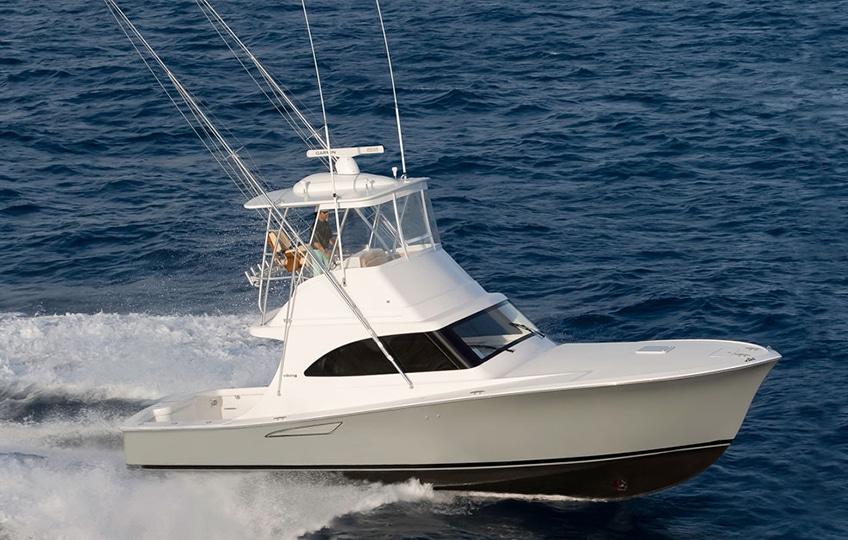 New Viking Yachts 37 Billfish Yacht