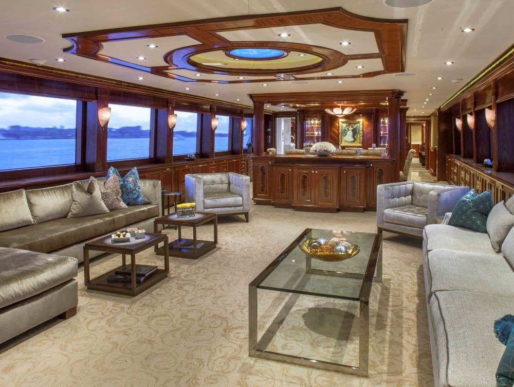 Excellence Yacht Living Room