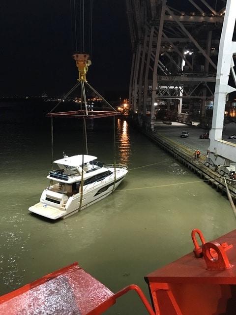 Offloaded Prestige 630 Motor Yacht
