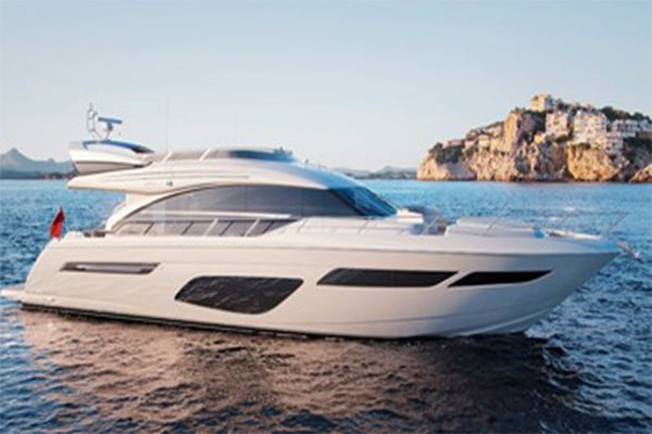 New Princess Yacht F70 Yacht