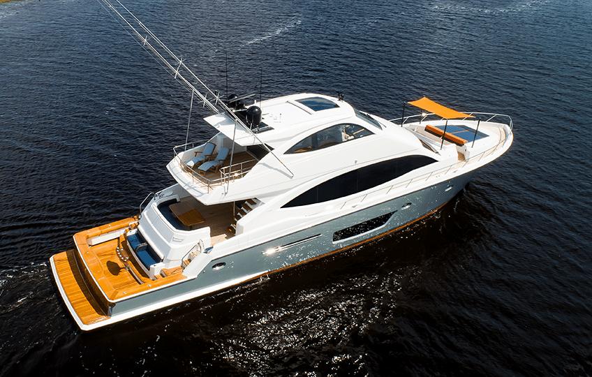 New Viking 82 Cockpit Motor Yacht Yacht
