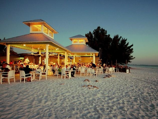 Anna Marie Island beach resort