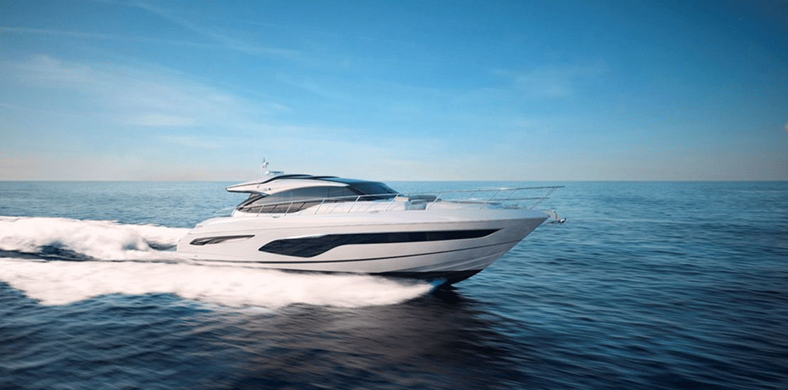 New Princess Yachts V65 Yacht