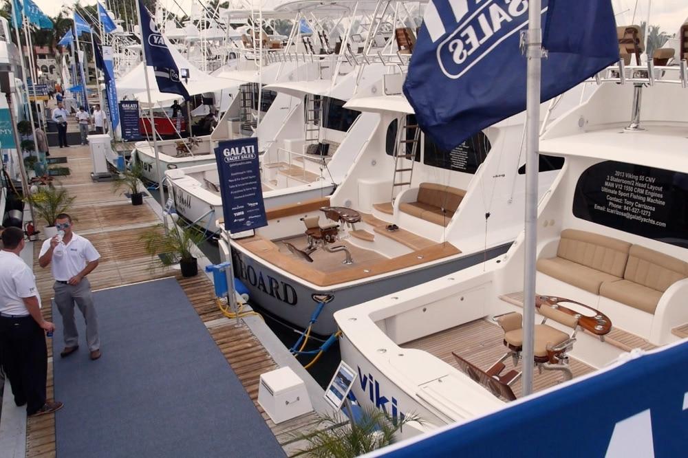 Galati Yacht Sales Broker Events