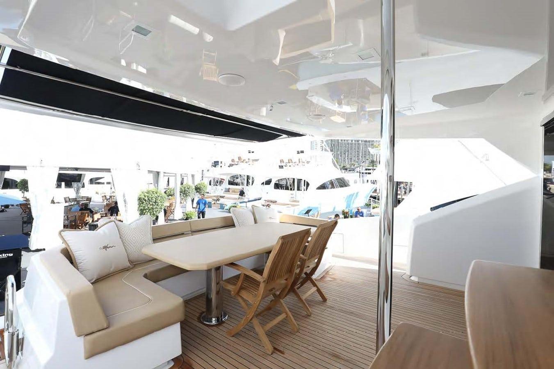 2018 Viking 75 Motor yacht