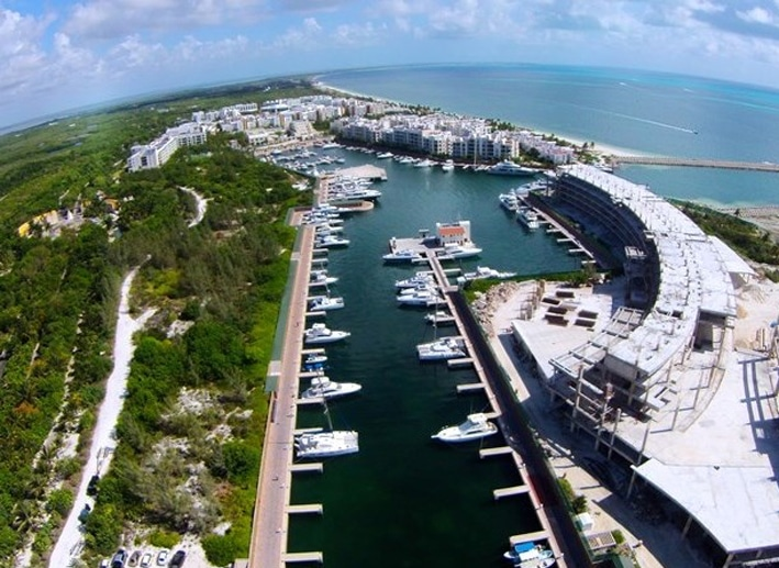 Galati Yacht Sales Cancun Mexico Location View