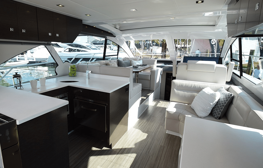cruisers 50 cantius yacht main deck second