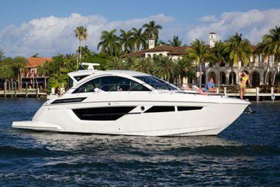 New Cruisers 50 Cantius  Yacht