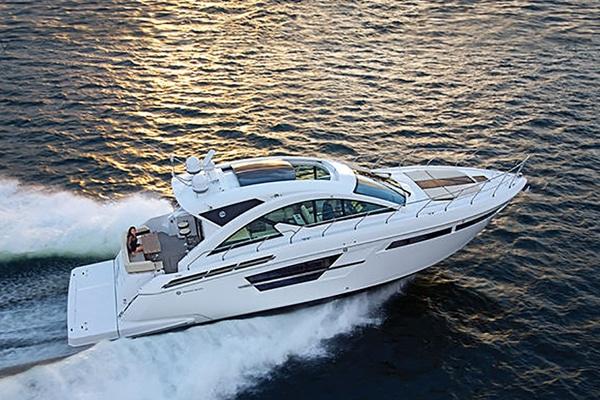 New Cruisers 54 Cantius Yacht