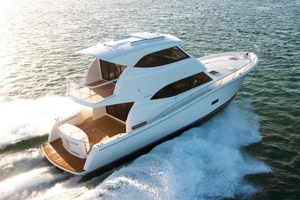 New Maritimo M54 Yacht