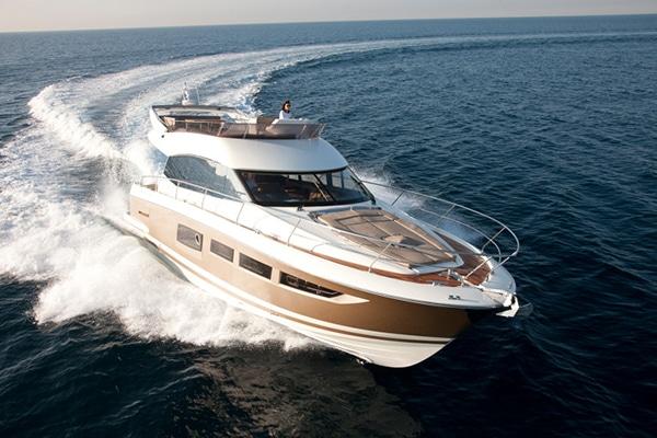 New Prestige Yachts 500 Flybridge Yacht