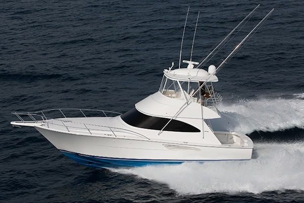 New Viking Yachts 44 Convertible Yacht