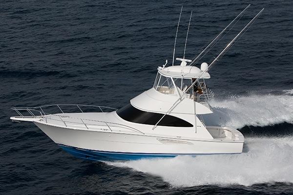 New Viking Yachts 44 Convertible Yacht
