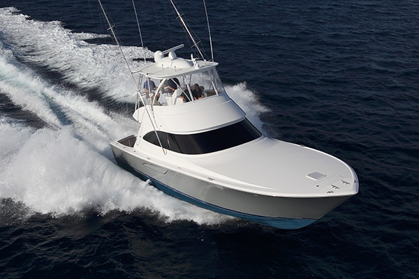 New Viking 48 Convertible Yacht