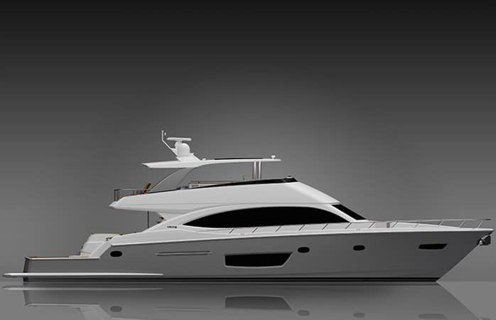 Viking 82 Motor Yacht