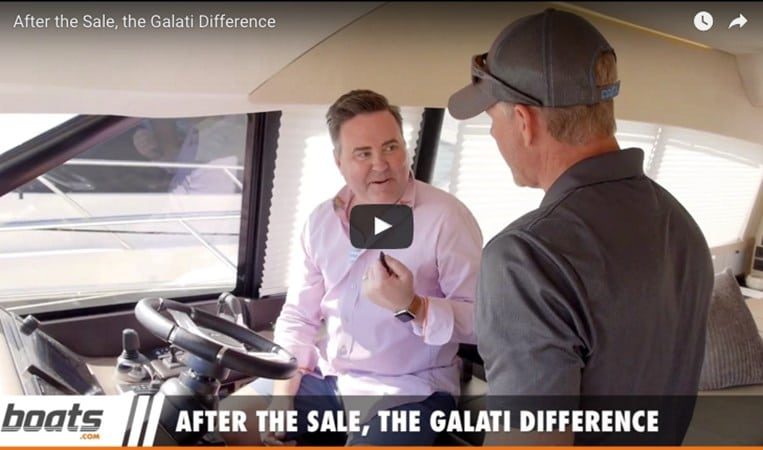 After The Sale the Galati Difference