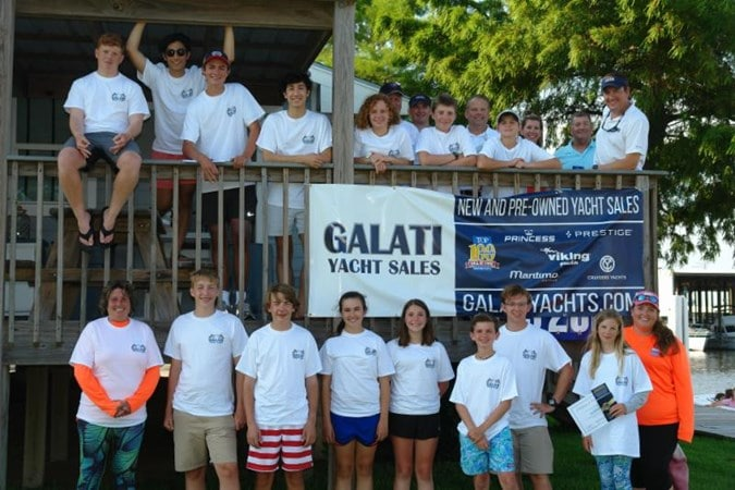 Galati Yacht Sales Team Powerboat Safety Course