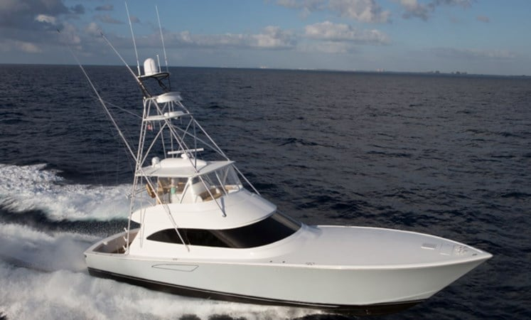 New Viking Yachts 62 Convertible  Yacht