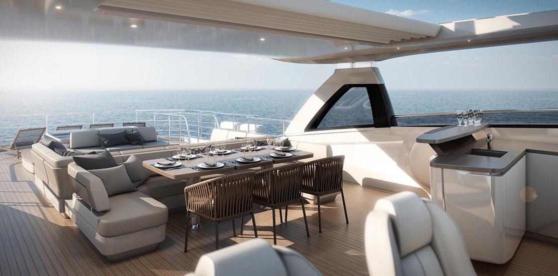 new princess 35m_0000s_0010_new princess 35m yacht flybridge forward