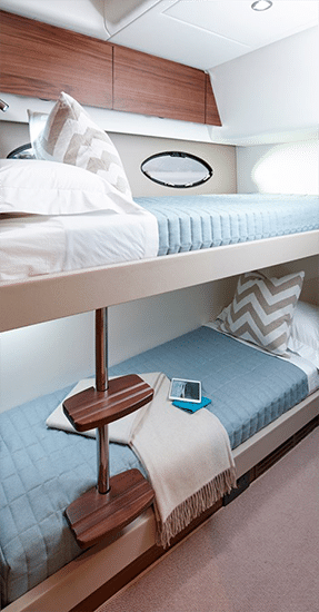 new princess 49fb_0003s_0001_new princess 49 flybridge yacht starboard guest stateroom