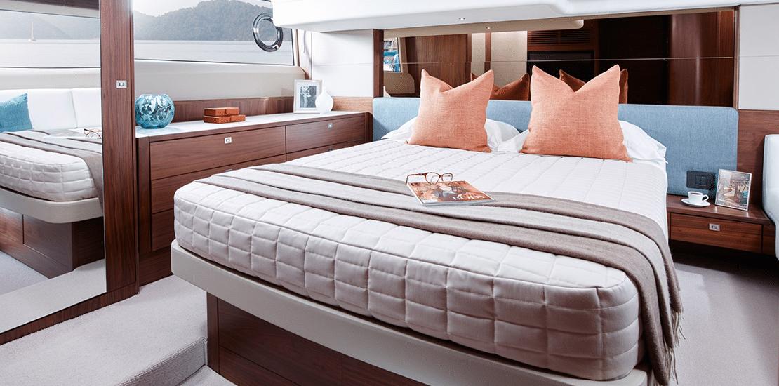 new princess 49fb_0003s_0003_new princess 49 flybridge yacht master stateroom