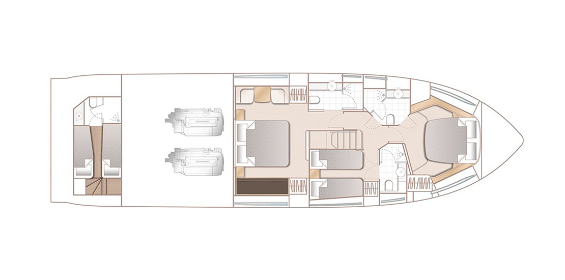 new princess 62fb_0001s_0010_new princess 62 flybridge yacht accommodations layout