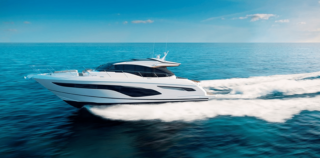 New Princess Yachts V60 Yacht