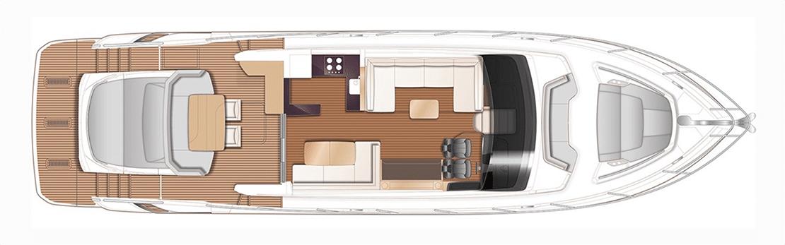 new princess v60_0001s_0001_main deck floorplan