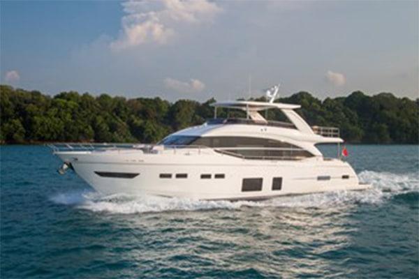 New Princess 75 Motor  Yacht