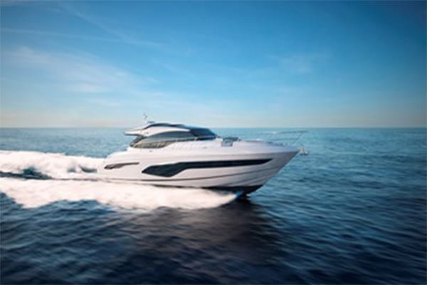 New Princess V65 Yacht